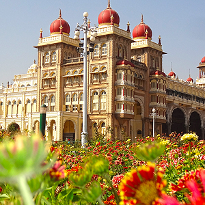 Bangalore-Mysore-Coorg