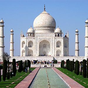 Mathura-Agra-Delhi
